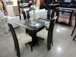Comedor H 4 sillas