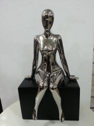 Mujer de Metal